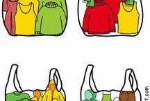 IPC Kleding / Lesideeën rondom thema kleding voor de early years.