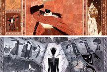 Rise of the guardians concept art