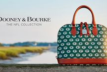 Dooney & Bourke NFL Collection / You asked, we answered. The Dooney & Bourke NFL Collection is here! http://www.dooney.com/nfl/