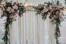 decoración matrimonios