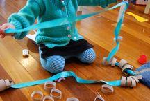 Toddler activities / by Tasha Grant