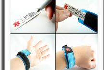 Kids bracelet  / Kids medical Alert bracelets