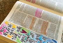 Bible Journaling / Art with God