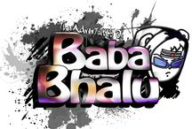 Baba Bhalu Logo Designs / Logo and other Designs
