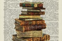 J'aime les livres / I love books