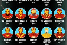 Marvel (hero's and villains)