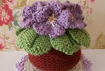 Ganxet / crochet / Treballs fets amb ganxet
