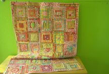 Quilts / The story of my quilting projects-I find so many things that I absolutely love, I can't choose just one project!