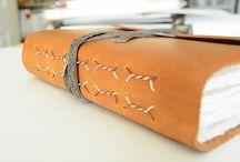 Handmade Leather Journals