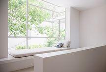 Interiors / by Chantal-Patrice Spanicciati