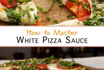 Alternative pizza sauce recpies