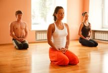 Namaste / Yoga & other healthy practices.
