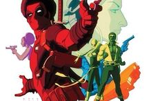 Marvel Comics Presents / Marvel Heroes/Villians / by Preston Jones