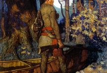 NC Wyeth / by Julia Lundman
