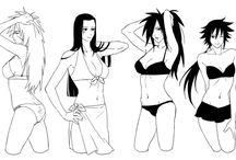 Naruto Genderband