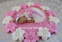 Baptism cake ideas