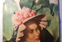 Vintage Fashion Magazines Covers / by Janet Demien