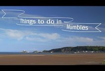 Things to see in Mumbles / Archaeology and Photography Walks
