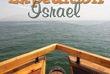 Israel unit study / by Ashley Paramore