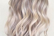 Inspiration - Coloration sand hair
