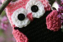 Owls / by Felissa Elfenbein (TwoLittleCavaliers)
