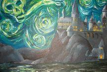 Harry Potter / by Amy Ambroz