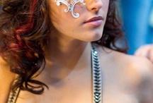 Masks in Movies and Tv Shows / La Fucina dei Miracoli masks featured in Movies and TV Shows www.maschere.it