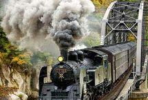 Photographs - Trains