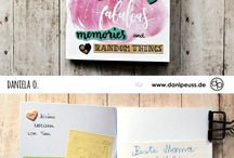 Travellers & Memory Notebook