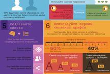 Инфографика визуалы