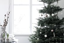 Holiday Decor / winter and holiday decorating