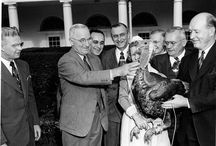 Thanksgiving at the White House / From Presidential pardons to Presidential proclamations, we've got all the documents you need to celebrate Thanksgiving!