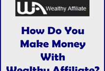 "Wealthy Affiliate / Some ""Behind The Scenes"" info on my experience with the Wealthy Affiliate community."