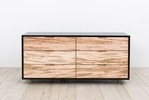 Furniture We Love / Everything we long to sit in, stand at, lean on and put stuff in