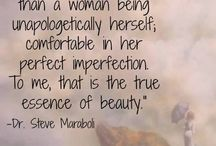 Inspirational Beauty Quotes / Inspirational Beauty Quotes! Enjoy!