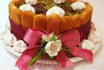 Cheesecake, semifreddi e charlotte / Dolci