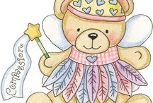Beary Fairies