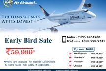 Flight from India to USA / Flight From India to USA to Travel.. #travel #flights #airfare #airline #Dallas #India #airtickets #Newyork#international #myairticket #Cheapest  http://www.myairticket.com/myairticket/india.php