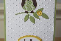 Cards - Owls