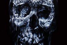 Skull Art Ideas