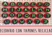 JUEGOS EDUCATIVOS CASEROS PARA NIÑOS / Aquí encontrarás juegos y actividades educativas para hacer con niños y estimular así su lenguaje oral y escrito.