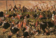 78th Ross Shire-Buffs 1796-1817