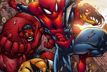 Marvel Team Ups SuperHeroes