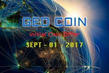 GEO Coin ICO launching...