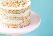 Box-Free Cake Recipes / Cakes & Cupcakes made without boxes / by Alecia @ ChickenScratch NY
