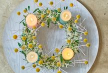 Vence / Wreaths / Aranžovanie, floristika