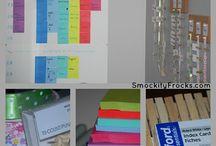 Homeschool Organization / Homeschool