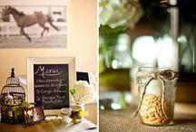 Wedding Ideas / by Meagan Brasher (Van Buren)