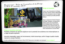 Exhibition Innodesign / Salon Innovation et Design