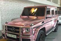 Розовый блеск